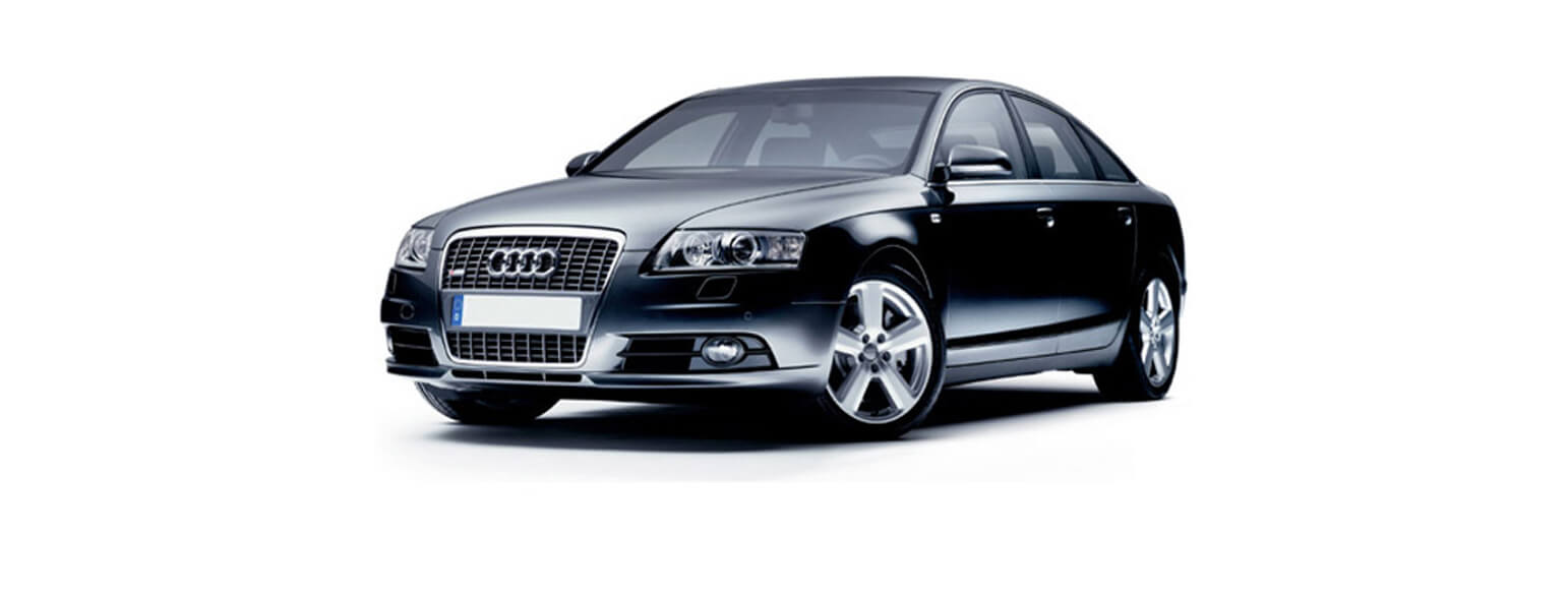 Audi A6 For Hire