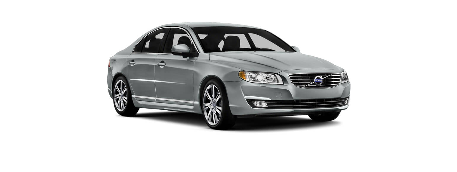 Volvo S80 For hire