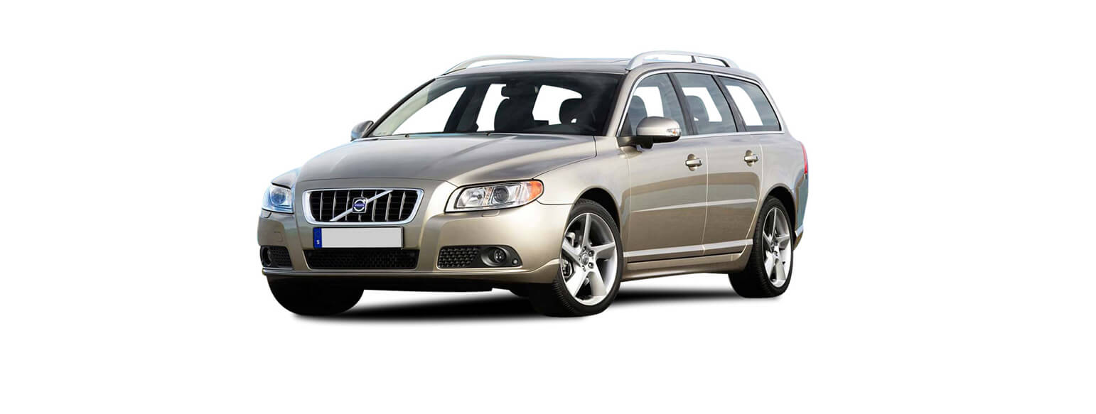 Volvo v70 Estate for hire